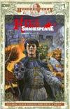Kill Shakespeare #1 Cover E Hundred Penny Press Edition Game Edition