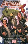 Avengers Assemble Forgeries Of Jealousy TP
