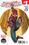 Amazing Spider-Man Vol 3 #1 Cover D Limited Edition Comix Adi Granov Color Variant Cover