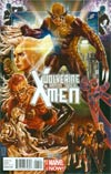 Wolverine And The X-Men Vol 2 #1 Cover C Incentive Mark Brooks Variant Cover