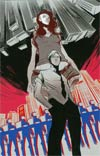 Evil Empire #1 Cover B Incentive Robbi Rodriguez Virgin Variant Cover