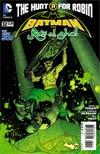 Batman And Ras Al Ghul #32 Cover A Regular Patrick Gleason Cover