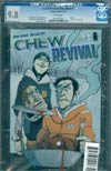 Chew / Revival #1 Cover C DF CGC 9.8