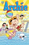 Archie #657 Cover B Variant Little Archie & His Pals Cover