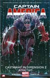 Captain America Vol 2 Castaway In Dimension Z Book 2 TP