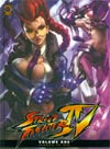 Street Fighter IV Vol 1 Wages Of Sin HC