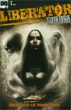 Liberator Earth Crisis Salvation Of Innocents #1 Cover A Menton3