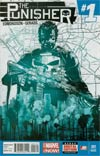 Punisher Vol 9 #1 Cover G 2nd Ptg Mitch Gerads Variant Cover