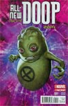 All-New Doop #1 Cover B Incentive Adi Granov Variant Cover
