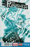 Punisher Vol 9 #3 Cover C 2nd Ptg Mitch Gerads Variant Cover