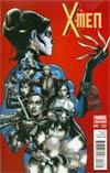 X-Men Vol 4 #13 Cover B Incentive David Marquez Variant Cover