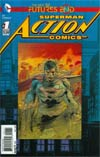 Action Comics Futures End #1 Cover A 3D Motion Cover
