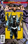 Batwing Futures End #1 Cover B Standard Cover