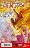 Amazing Spider-Man Vol 3 #1.3 Cover A Regular Alex Ross Cover