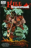 Kill Shakespeare Mask Of Night #2 Cover A Regular Andy Belanger Cover