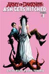 Army Of Darkness Ash Gets Hitched #1 Cover A Regular Jae Lee Cover