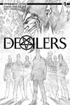 "Devilers #1 Cover C Incentive Marc Silvestri Black & White Variant Cover  <font color=""#FF0000"" style=""font-weight:BOLD"">(CLEARANCE)</FONT>"