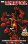 Deadpool Complete Collection By Daniel Way Vol 4 TP