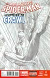 Amazing Spider-Man Vol 3 #1.1 Cover E Incentive Alex Ross Sketch Cover