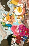 Adventure Time Annual 2014 #1 Cover D C2E2 Exclusive Variant Cover