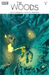 Woods #4 Cover A Regular Ramon K Perez Cover