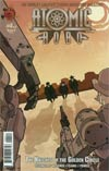 Atomic Robo And The Knights Of The Golden Circle #4