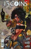 13 Coins #1 Cover A Regular Simon Bisley Cover