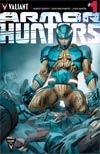 Armor Hunters #1 Cover G Incentive Doug Braithwaite Artist Variant Cover