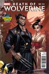 Death Of Wolverine #3 Cover B Midtown Exclusive J Scott Campbell Connecting Variant Cover (Part 3 of 4)