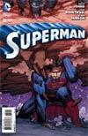 Superman Vol 4 #32 Cover G Incentive John Romita Jr Variant Cover