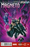 Magneto Vol 3 #10 (March To AXIS Tie-In)