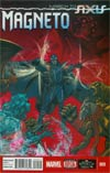 Magneto Vol 3 #9 (March To AXIS Tie-In)