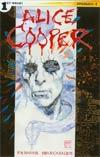 Alice Cooper #1 Cover A Regular David Mack Cover