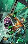 Aquaman (New 52) Vol 5 Sea Of Storms HC