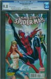 Amazing Spider-Man Vol 3 #1 Cover Z-A Midtown Exclusive J Scott Campbell Connecting Color Variant Cover CGC 9.8