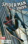 Spider-Man 2099 Vol 2 #1 Cover D Variant J Scott Campbell Connecting Cover