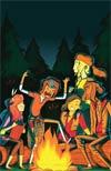 Lumberjanes #4 Cover B Incentive Kris Anka Virgin Variant Cover