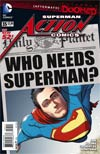 Action Comics Vol 2 #35 Cover A Regular Aaron Kuder Cover (Superman Doomed Aftermath)