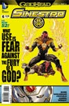Sinestro #6 Cover A Regular Guillem March Cover (Godhead Act 1 Part 6)