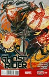 All-New Ghost Rider #8 Cover A Regular Damion Scott Cover