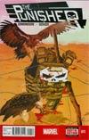 Punisher Vol 9 #11 Cover A Regular Mitch Gerads Cover