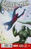 Spider-Man 2099 Vol 2 #4 Cover A Regular Francesco Mattina Cover