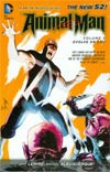 Animal Man (New 52) Vol 5 Evolve Or Die TP