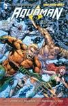 Aquaman (New 52) Vol 4 Death Of A King TP