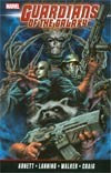Guardians Of The Galaxy By Dan Abnett & Andy Lanning Complete Collection Vol 2 TP