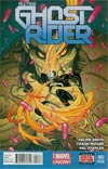 All-New Ghost Rider #3 Cover D 2nd Ptg Tradd Moore Variant Cover