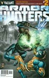 Armor Hunters #2 Cover F 2nd Ptg Doug Braithwaite Cover