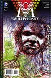 Multiversity #1 Cover F Incentive Grant Morrison Variant Cover