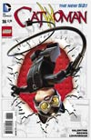 Catwoman Vol 4 #36 Cover B Variant DC Lego Cover