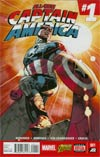 All-New Captain America #1 Cover A 1st Ptg Regular Stuart Immonen Cover